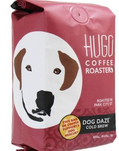 Hugo Coffee Ground Dog Daze Cold Brew Coffee