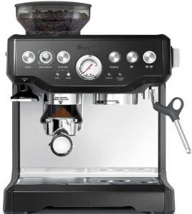 Breville BES870BSXL Barista Express Espresso Machine