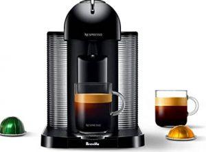 Breville BNV220BLK1BUC1Vertuo Coffee And Espresso Machine