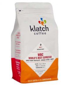 Klatch Coffee WBC Worlds Best Espresso