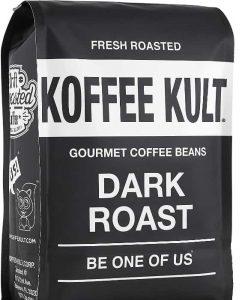 Koffee Kult Dark Roast Gourmet Coffee