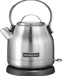 2. KitchenAid's 1.25-Liter Electric Kettle