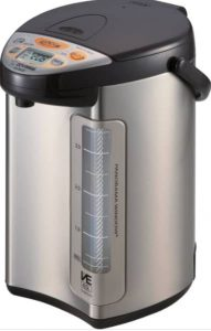 3. Zojirushi America Corporation Hybrid Water Boiler &  Warmer