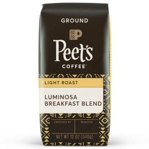 Peet's Coffee Luminosa Breakfast