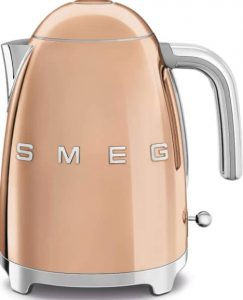 Smeg KLF03RGUS 50's Retro Style Aesthetic Electric Kettle