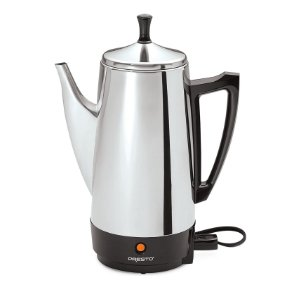 Presto 02811 stainless steel coffee maker