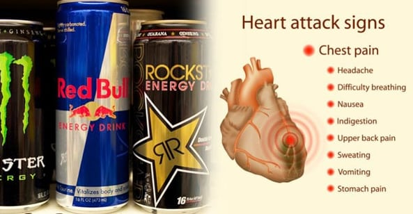 Effects Of Red Bull On Health
