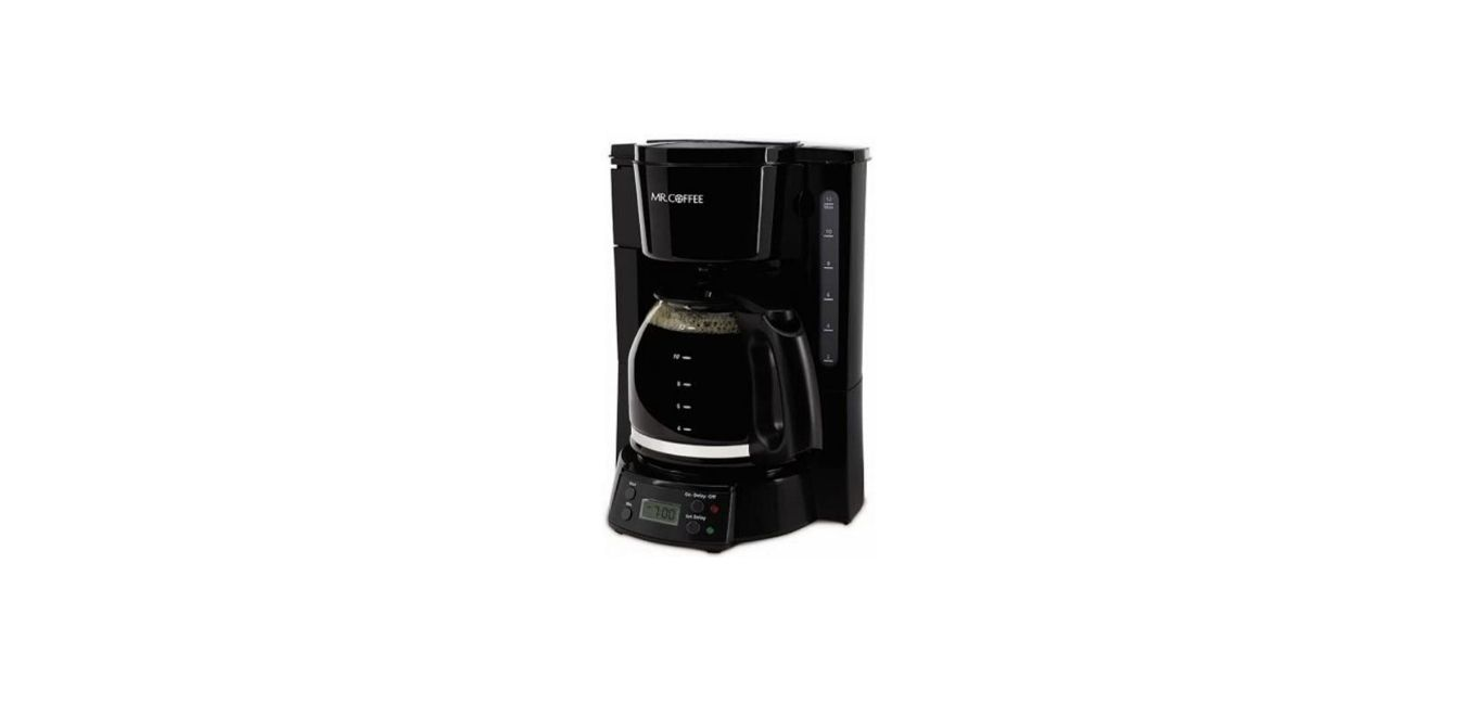 Mr. Coffee 12 cup Coffee maker