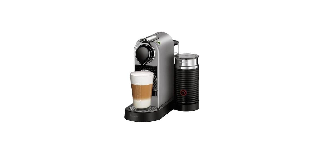 Nespresso CitiZ Espresso Machine