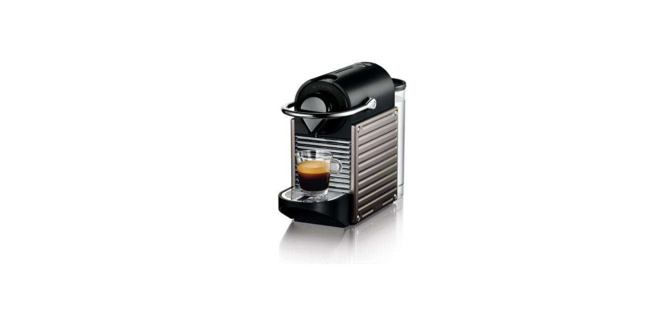 Nespresso Pixie Overview