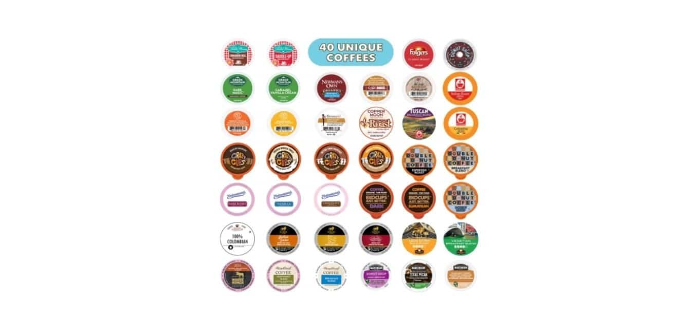 Crazy Cups Custom Variety Pack Sampler