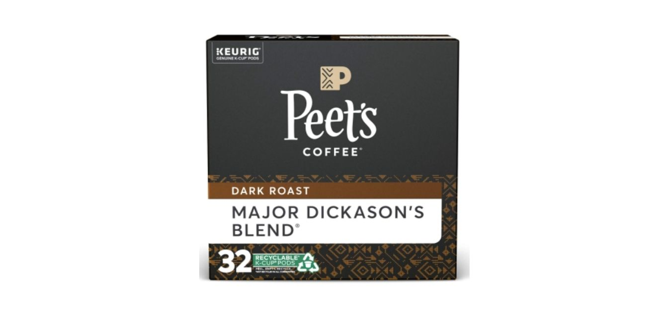 Peet's Coffee Major Dickason's Blend